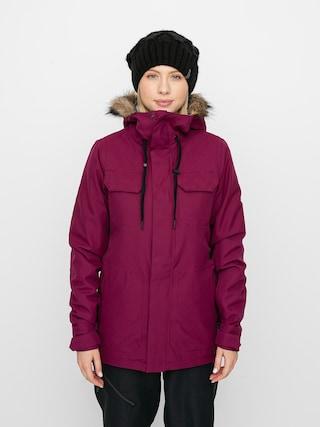 Snowboardovu00e1 bunda Volcom Shadow Ins Wmn (vibrant purple)