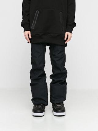 Snowboardovu00e9 kalhoty  Volcom Grail 3D Stretch Wmn (black)