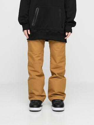 Snowboardovu00e9 kalhoty  Volcom Bridger Ins Wmn (burnt khaki)