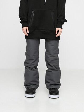 Snowboardové kalhoty  Volcom Bridger Ins Wmn (dark grey)