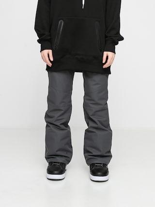 Snowboardovu00e9 kalhoty  Volcom Bridger Ins Wmn (dark grey)