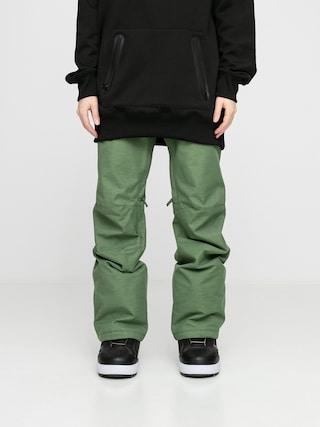 Snowboardové kalhoty  Roxy Nadia Wmn (bronze green)
