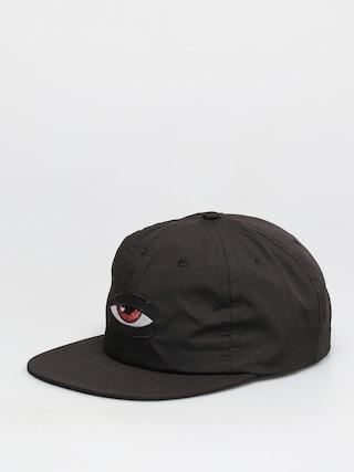 Kšiltovka  Toy Machine Bloodshot  Eye ZD (black)