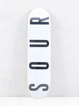 Deska Sour Solution Sour Army (white)