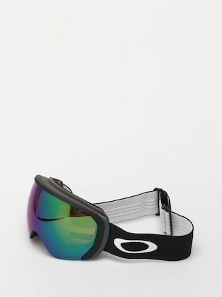 Bru00fdle na snowboard Oakley Flight Path XL (matte black/prizm snow jade)