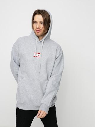 Mikina s kapucí Koka Slice HD (grey)