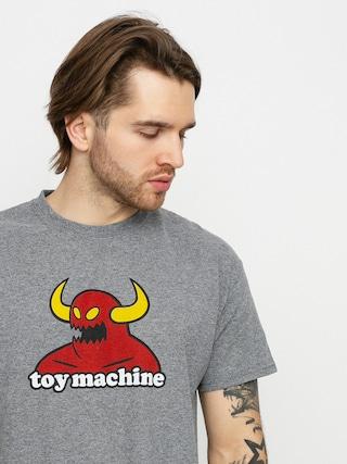 Tričko Toy Machine Monster (graphite)