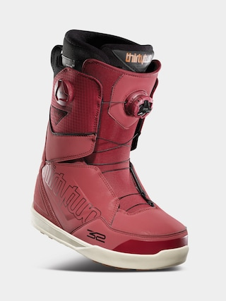 Boty na snowboard ThirtyTwo Lashed Double Boa (red)
