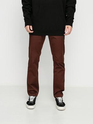 Kalhoty Volcom Frickin Modern Stret (mahogany)