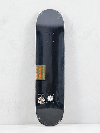 Deska Minilogo Chevron Detonator 15 (solid black)