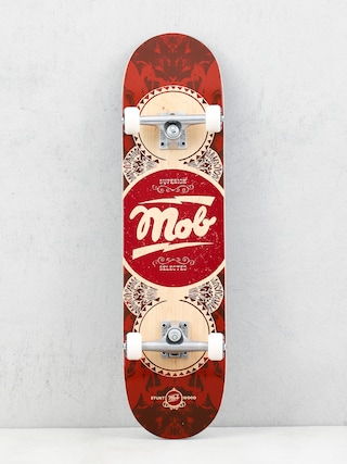 Skateboard Mob Skateboards Gold Label (cardinal)