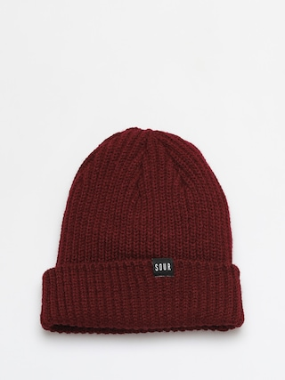 u010cepice Sour Solution Sweeper Beanie (maroon)