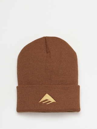 u010cepice Emerica Triangle Beanie (brown)