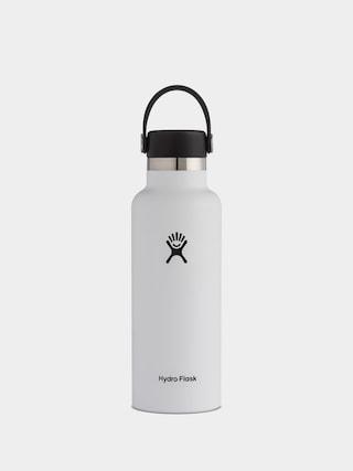 Ostatnu00ed Termo lu00e1hev Hydro Flask Standard Mouth Flex Cap 532ml (white)