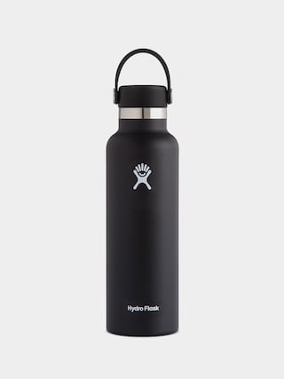 Ostatnu00ed Termo lu00e1hev Hydro Flask Standard Mouth Flex Cap 621ml (black)