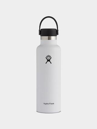Ostatnu00ed Termo lu00e1hev Hydro Flask Standard Mouth Flex Cap 621ml (white)
