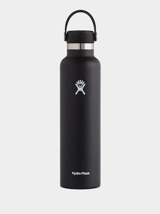 Ostatnu00ed Termo lu00e1hev Hydro Flask Standard Mouth Flex Cap 710ml (black)