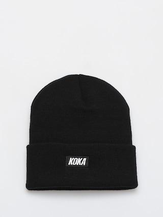 u010cepice Koka Boxlogo (black)