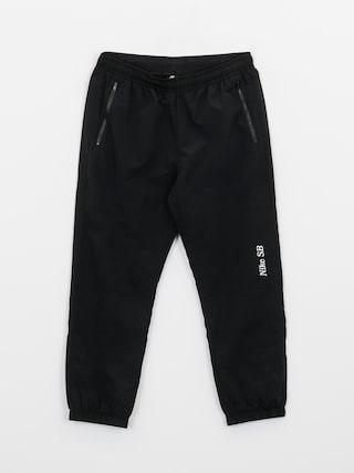 Kalhoty Nike SB Left Leg Logo (black/white)