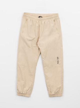 Kalhoty Nike SB Left Leg Logo (grain/velvet brown)