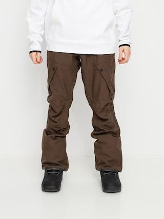 Snowboardové kalhoty  Volcom Articulated (black military)