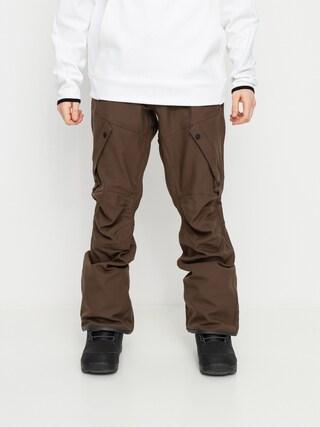 Snowboardovu00e9 kalhoty  Volcom Articulated (black military)