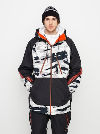Snowboardovu00e1 bunda ThirtyTwo Tm Jacket (white/camo)