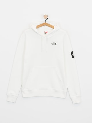 Mikina s kapucí The North Face Black Box HD (tnf white)