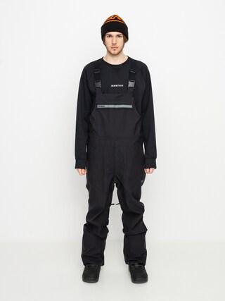 Snowboardovu00e9 kalhoty  ThirtyTwo Basement Bib (black)