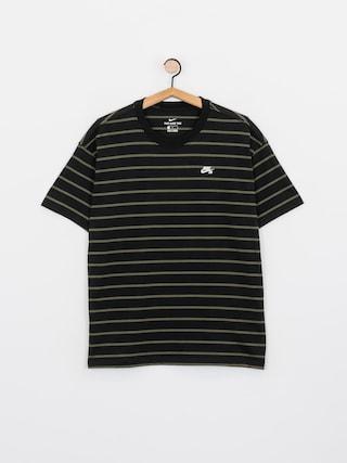 Tričko Nike SB YD Strip (black/cargo khaki)