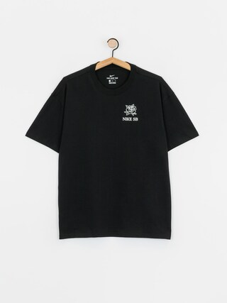 Tričko Nike SB Darknature (black)