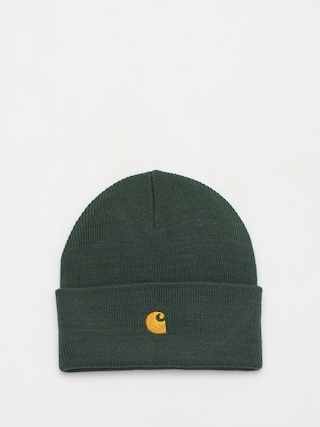 u010cepice Carhartt WIP Chase (treehouse/gold)