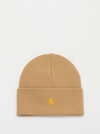 u010cepice Carhartt WIP Chase (dusty h brown/gold)