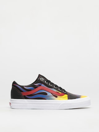 Boty Vans Old Skool (racer black/red)
