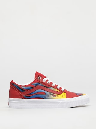 Boty Vans Old Skool (racer red/true blue)