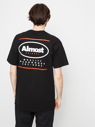 Tričko Almost Quality (black)