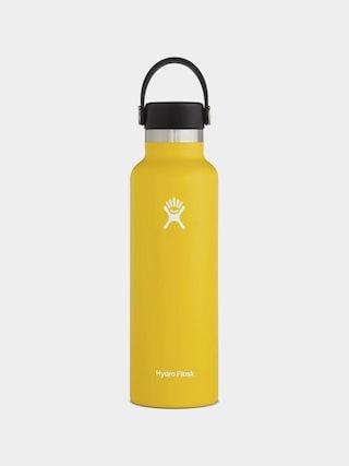 Ostatnu00ed Termo lu00e1hev Hydro Flask Standard Mouth Flex Cap 621ml (sunflower)