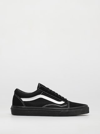 Boty Vans Old Skool (suede/canvas black/black/true white)