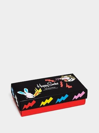 Ponožky Happy Socks Tiger 3Pk (multi)