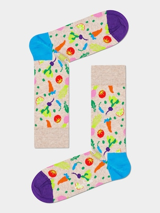 Ponožky Happy Socks Veggie (grey)