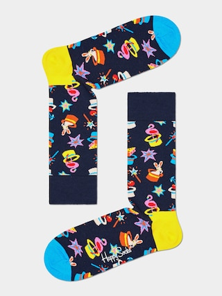 Ponou017eky Happy Socks Magic (navy)