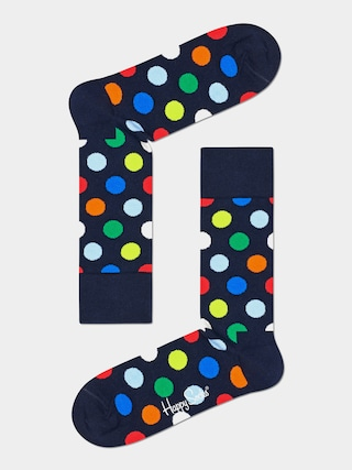 Ponou017eky Happy Socks Big Dot (navy)