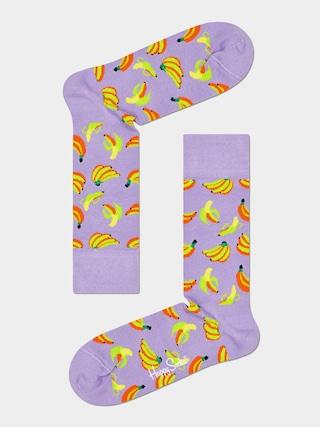 Ponožky Happy Socks Banana (purple)
