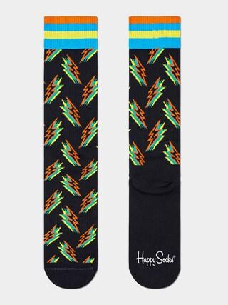 Ponožky Happy Socks Shadow Flash (black)