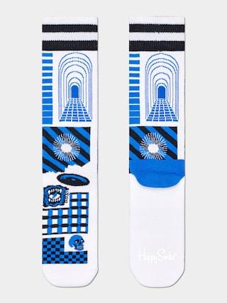 Ponožky Happy Socks Cover (white)