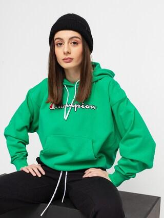 Mikina s kapucu00ed Champion Sweatshirt HD 112638 Wmn (mint)