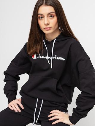 Mikina s kapucu00ed Champion Sweatshirt HD 112638 Wmn (nbk)