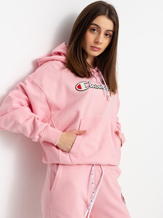 Mikina s kapucu00ed Champion Sweatshirt HD 112638 Wmn (cnp)