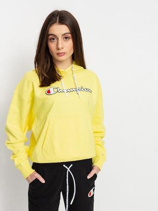 Mikina s kapucu00ed Champion Sweatshirt HD 112638 Wmn (lml)