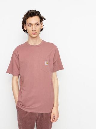 Tričko Carhartt WIP Pocket (malaga)